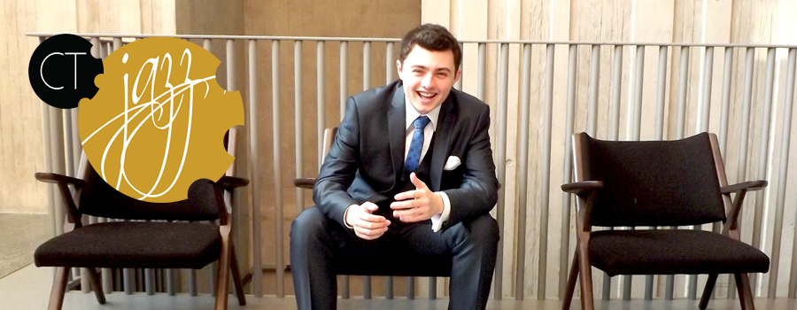 Conor Taggart Jazz and swing singer Northern Ireland